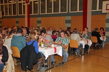 Ortsbürgerversammlung vom November 2013