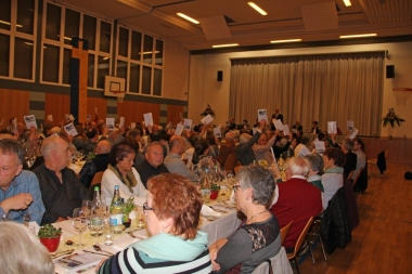 Ortsbürgerversammlung vom November 2015