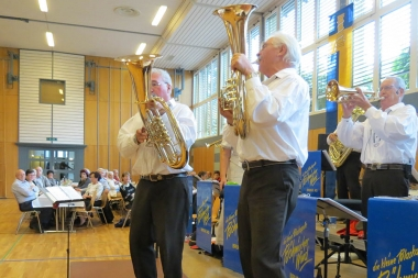 Ausgabe 23.10.15 - Konzert Blaskapelle